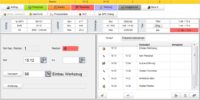 Cosmino WorkerPoint Status Rüsten