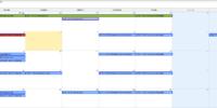 Kalender groß