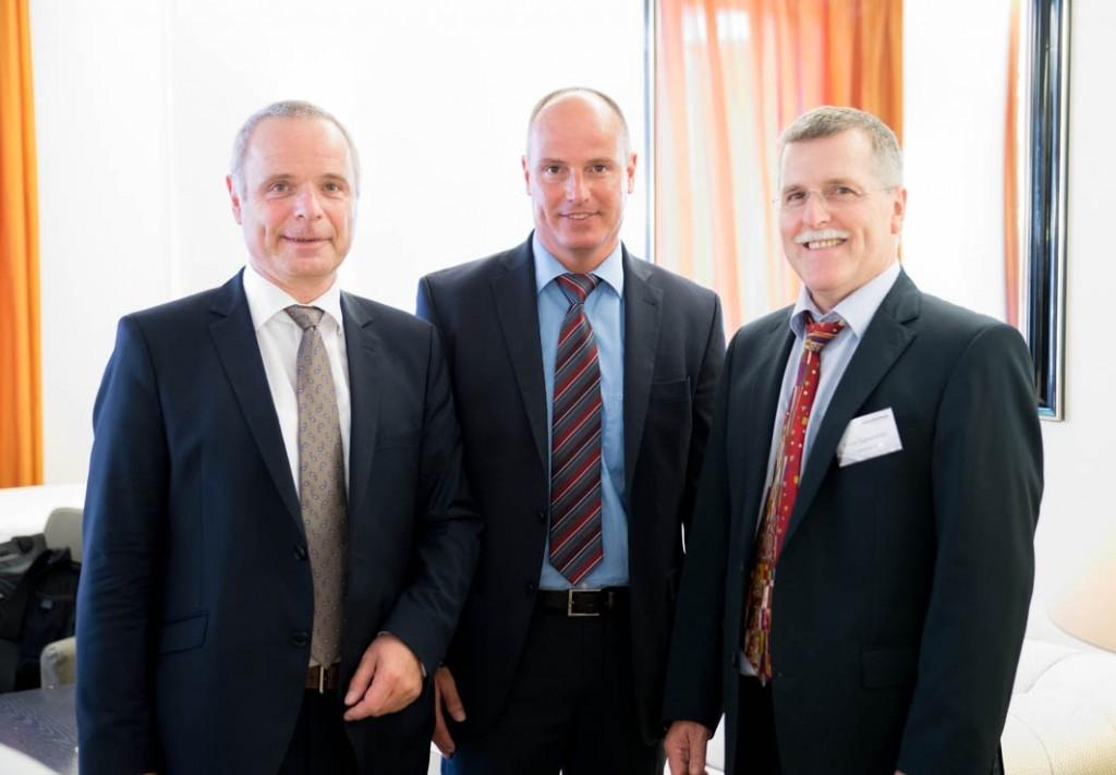 Verabschiedung der Partnerschaft in Nürnberg